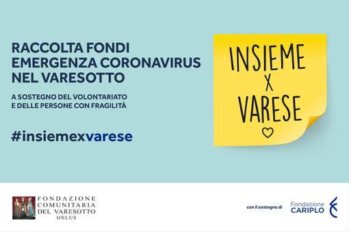 """Croce Rossa, associazione Pane di Sant'antonio e City Angels sono i primi a beneficiare delle risorse del fondo """"Insieme per Varese"""""""