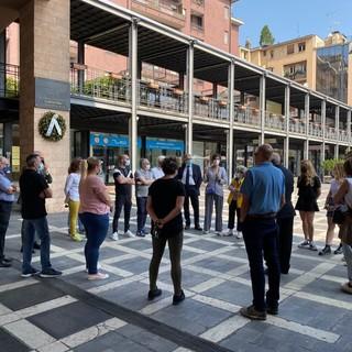 Piazza XX Settembre, incontro tra studenti, residenti e amministrazione: «La sicurezza di tutti è una priorità»