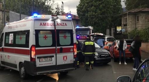 Varese, incidente a Masnago: paura per un ragazzo di 23 anni