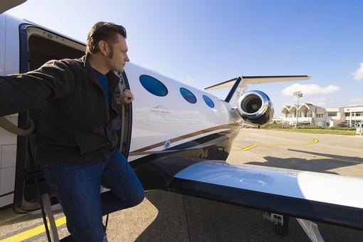 Volare su un jet privato: un'esperienza unica