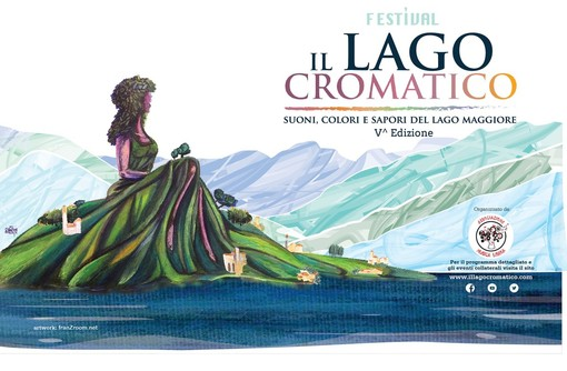 Torna il Festival Lago Cromatico: musica e suggestioni ispirate dai luoghi e dai colori del lago