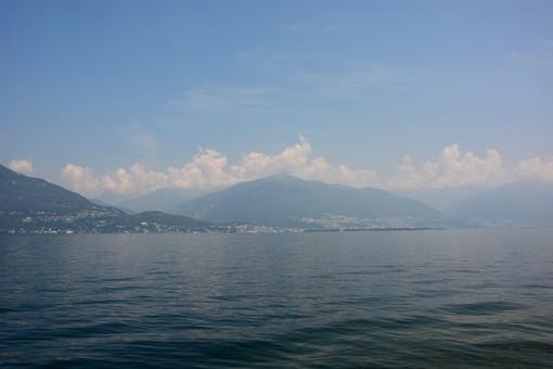 Una spettacolare foto di lago e monti della nostra terra tratta dalla pagina Facebook ufficiale della Società Astronomica G.V. Schiapparelli
