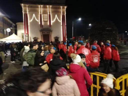 VIDEO. Aspettando il falò, Fontana: «Una festa in cui tutta Varese si riconosce»