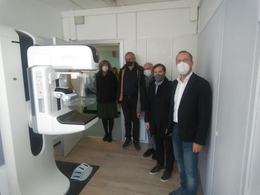 All'ospedale di Angera arriva il nuovo mammografo in 3D