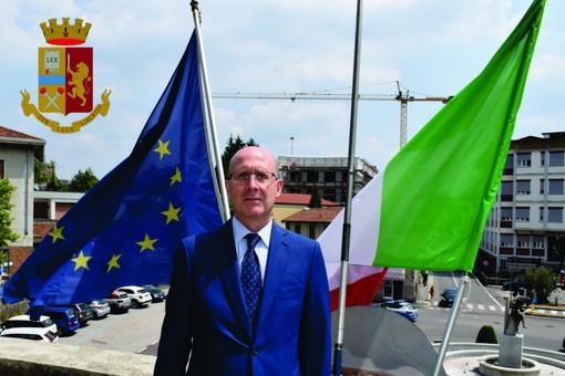 Lotta al terrorismo, alle mafie e al narcotraffico: ecco chi è Carlo Mazza, il nuovo vicario del questore di Varese