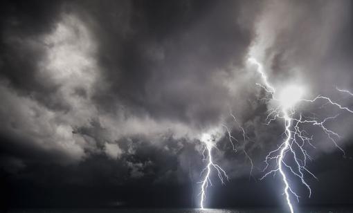 Allerta meteo della Protezione civile, c'è anche il Varesotto: da domani vento e temporali