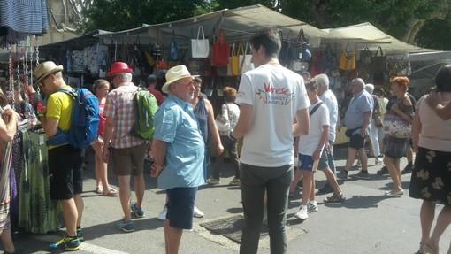 I Varese Tourist Angels in azione a Luino e Sesto Calende