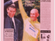 Champs-Élysées 1998, il braccio di Felice alza quello di Pantani che vince il Tour 33 anni dopo di lui. Era l'immagine a cui Gimondi era più affezionato