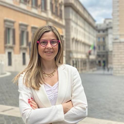 Maria Chiara Gadda nominata coordinatrice di Italia Viva Lombardia