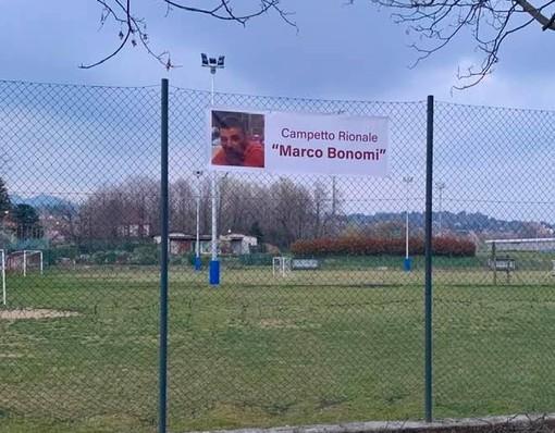 Il campetto sportivo di Calcinate degli Orrigoni sarà intitolato a Marco Bonomi