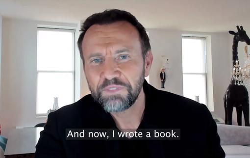 VIDEO. Il 6 maggio esce il libro del varesino Mauro Porcini, chief design officer di PepsiCo