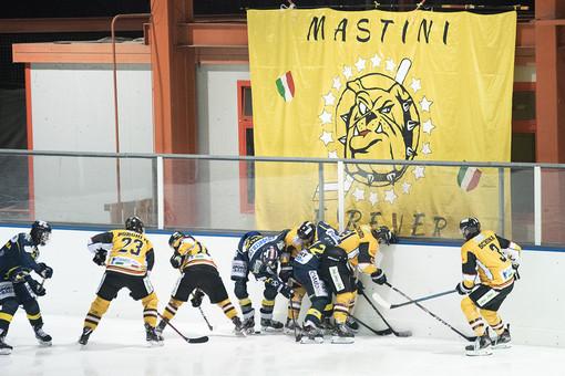 Matteo Torchio: «Cari tifosi, amici, staff, atleti piccoli e grandi, genitori e sponsor, i Mastini vi dicono grazie»
