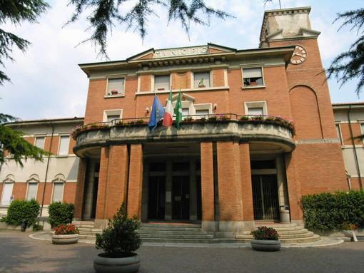 Il municipio di Samarate
