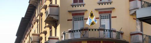 Lo Studio Legale Mascetti al numero 2 di via Piave a Varese