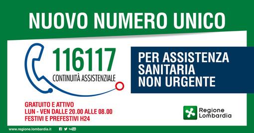 Lombardia, ecco il numero unico per l'assistenza sanitaria non urgente. Monti (Lega): «Un passo che semplifica la vita ai cittadini»