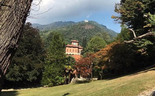 Arte, sequoie giganti, tesori di bellezza e un fascino segreto. Viaggio negli splendori nascosti di villa Zambeletti-Festi