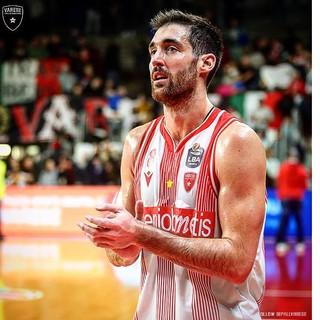 Nicola Natali saluta la Pallacanestro Varese: «Grazie a chi mi ha fatto vivere questa esperienza»