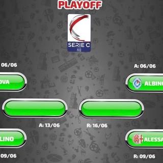 Playoff per la B: Sogliano in semifinale pur perdendo 3-1, l'Albinoleffe fa fuori il Catanzaro