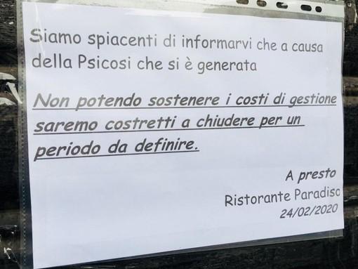 «Psicosi Coronavirus, siamo costretti a chiudere». A Varese tanti bar e ristoranti cinesi abbassano le serrande