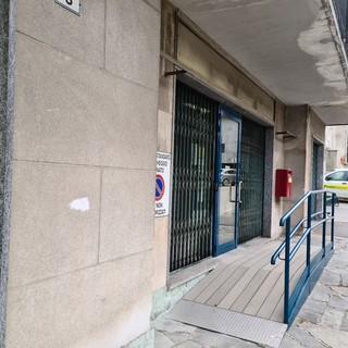 Bardello, abbattute le barriere architettoniche dell'ufficio postale