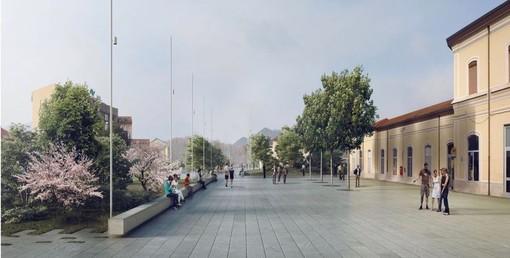 Boldetti (Lista Orrigoni) viviseziona il progetto Stazioni: «Verde e pedonalizzazione sì, viabilità e parcheggi no»