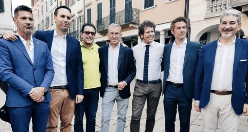 Il centrodestra schierato per Bianchi: «Facciamo uscire Varese dalla mediocrità»