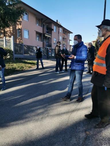 Pullara (Italia Viva): «Urgente mettere in sicurezza le strade di Bizzozero»