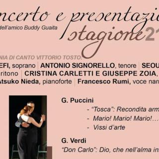 Ponchielli, concerto d'apertura ricordando Buddy Guaita