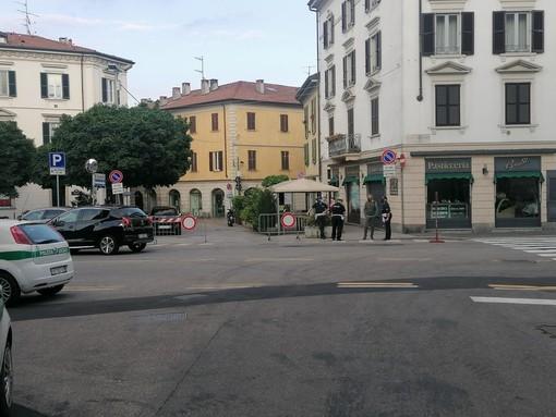 Centro chiuso per la movida. Venerdì e sabato piazza Beccaria e via Vetera pedonali