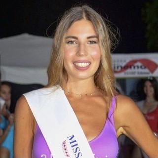 La varesina Federica Perucchetti è Miss Lombardia 2021.