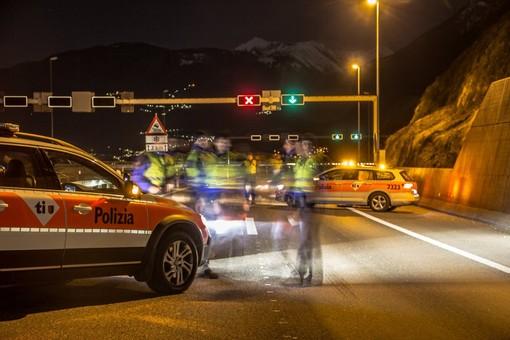 Furti con scasso in Ticino: arrestata banda residente in Italia
