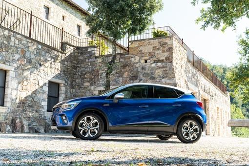 Renault Captur Hybrid plug-in