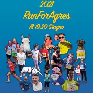 """Varese corre e cammina con la """"Run for Agres"""". «Per divertirsi insieme, da lontano, e fare del bene»"""