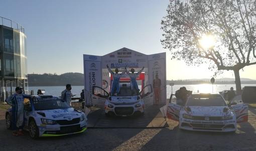 FLASH Il Rally dei Laghi 2021 ha il suo vincitore: Damiano De Tommaso conquista il podio