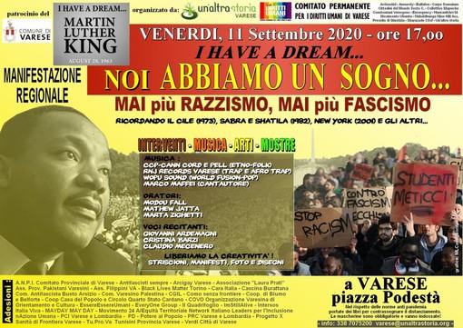 Venerdì manifestazione in piazza Podestà contro il razzismo e il fascismo