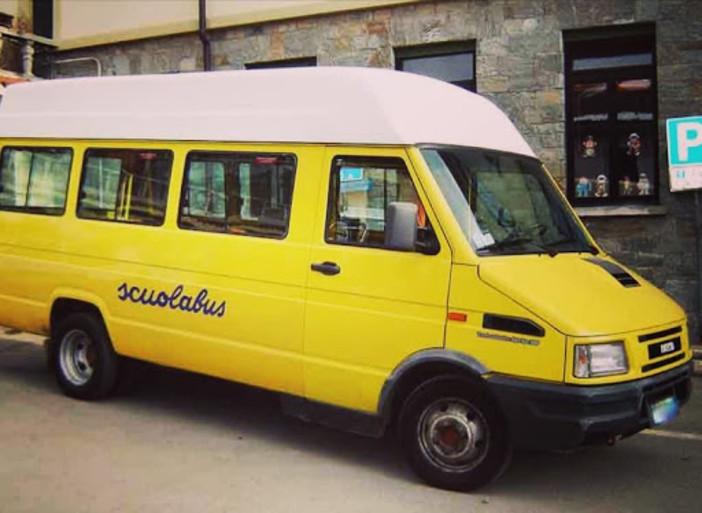 Scuola, il servizio di trasporto speciale è garantito con orari regolari di entrata e uscita