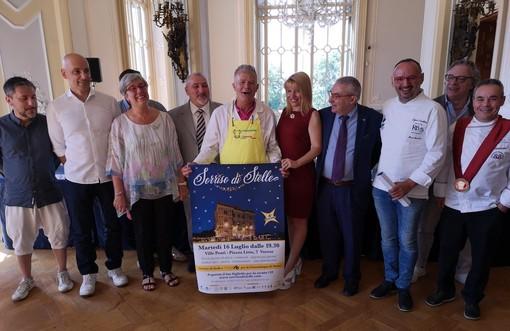 """A Ville Ponti un """"Sorriso di Stelle"""". Le eccellenze gastronomiche varesine al servizio della solidarietà"""