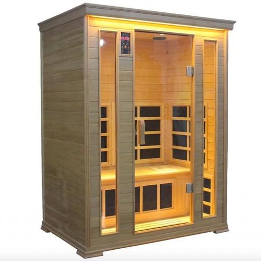 Sauna a infrarossi: caratteristiche e prestazioni