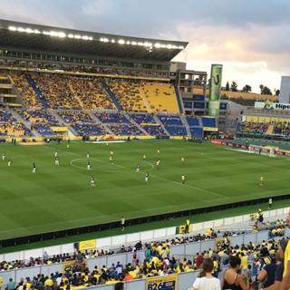 Il primo stadio con pubblico dopo il lockdown? «Sarà quello di Gran Canaria»