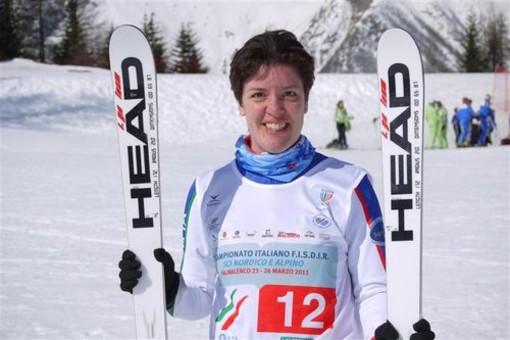 """Sara Ghiselli """"Bizzozerese dell'anno"""" per il suo esempio nello sport e nella vita"""