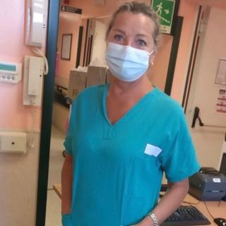 La storia di Sonia, da Somma per combattere il virus: «Il mio posto è dove serve una carezza»