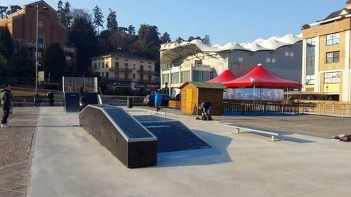 Lo skate park lascerà piazza Repubblica, ma in tanti lo vogliono. L'assessore De Simone: «Cercheremo una nuova area»