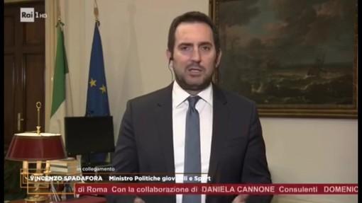 Il ministro Spadafora sulle palestre: «Mi auguro che dal 18 maggio a fine mese ci sia una data precisa per riaprirle»