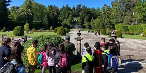 Lo sport riparte dai parchi con i piccoli alunni delle scuole di Varese