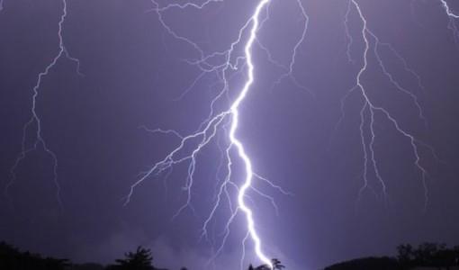 Lunedì rischio di temporali forti, la Protezione civile: «Possibili grandinate»