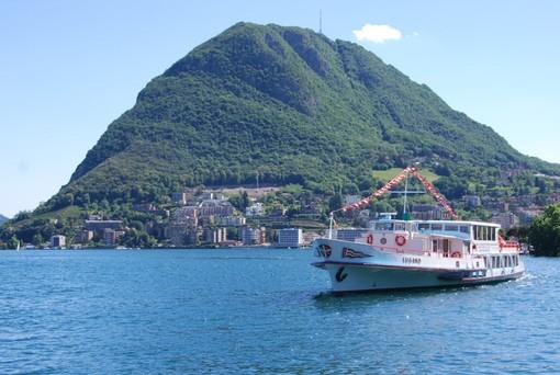 Lugano – Porlezza: attivato un servizio straordinario di trasporto pubblico via lago