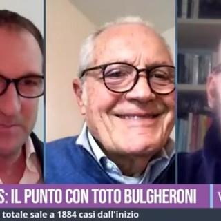 """VIDEO. Toto Bulgheroni: «Per ricominciare va levata la paura alla gente. Pallacanestro Varese, spero sempre che arrivi il """"principe azzurro""""...»"""