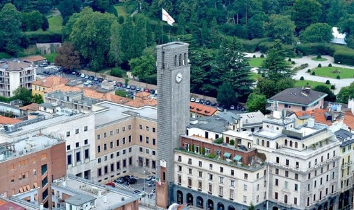 La foto abbinata al post del movimento Varese 2.0