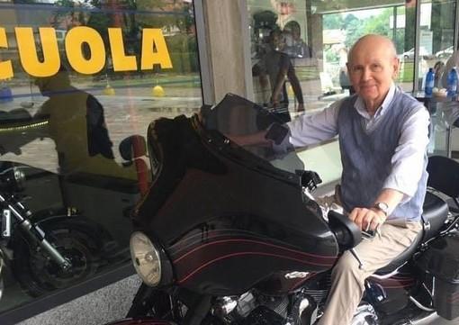 Sesto Calende piange Ubaldo Baroni: dalla sua autoscuola sono passate generazioni di automobilisiti