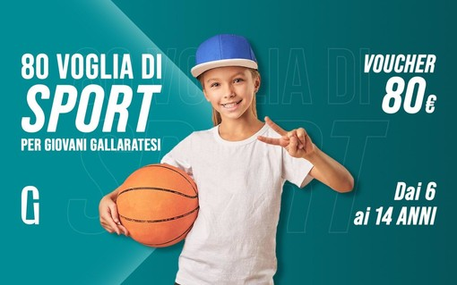 Gallarate aiuta i più piccoli a fare sport